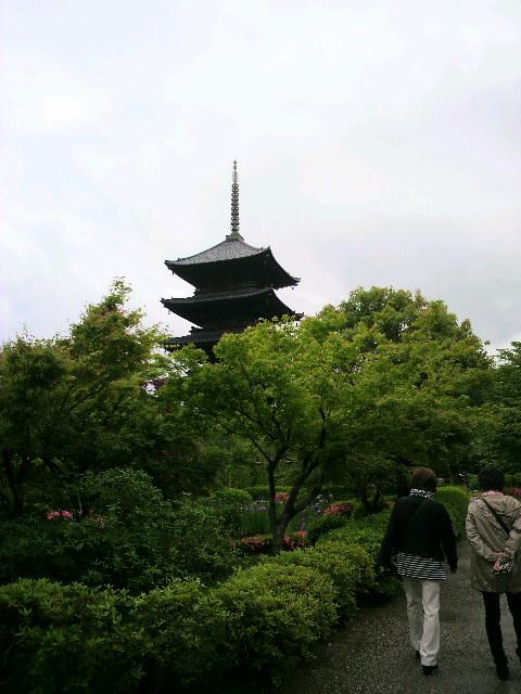 みずみずしい…京都
